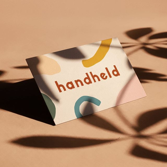 So proud of our client @handheldhm  as she launches her biz with a popup shop in San Fran. . If you're local, get yourself over to @gathersf before its all over Sunday evening. . And for everybody else, hop on over to Kelly's profile to see what Handheld is all about. We're slightly obsessed with our weekly texts of handmade finds.