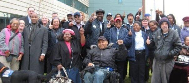 tHE ARC DETROIT BELIEVES THAT ALL PEOPLE, INCLUDING THOSE WITH INTELLECTUAL IMPAIRMENTS AND OTHER DEVELOPMENTAL DISABILITIES, HAVE INDIVIDUAL ABILITIES AND, AS CITIZENS AND HUMAN BEINGS, HAVE THE RIGHT TO INFLUENCE THEIR OWN DAILY LIVES.