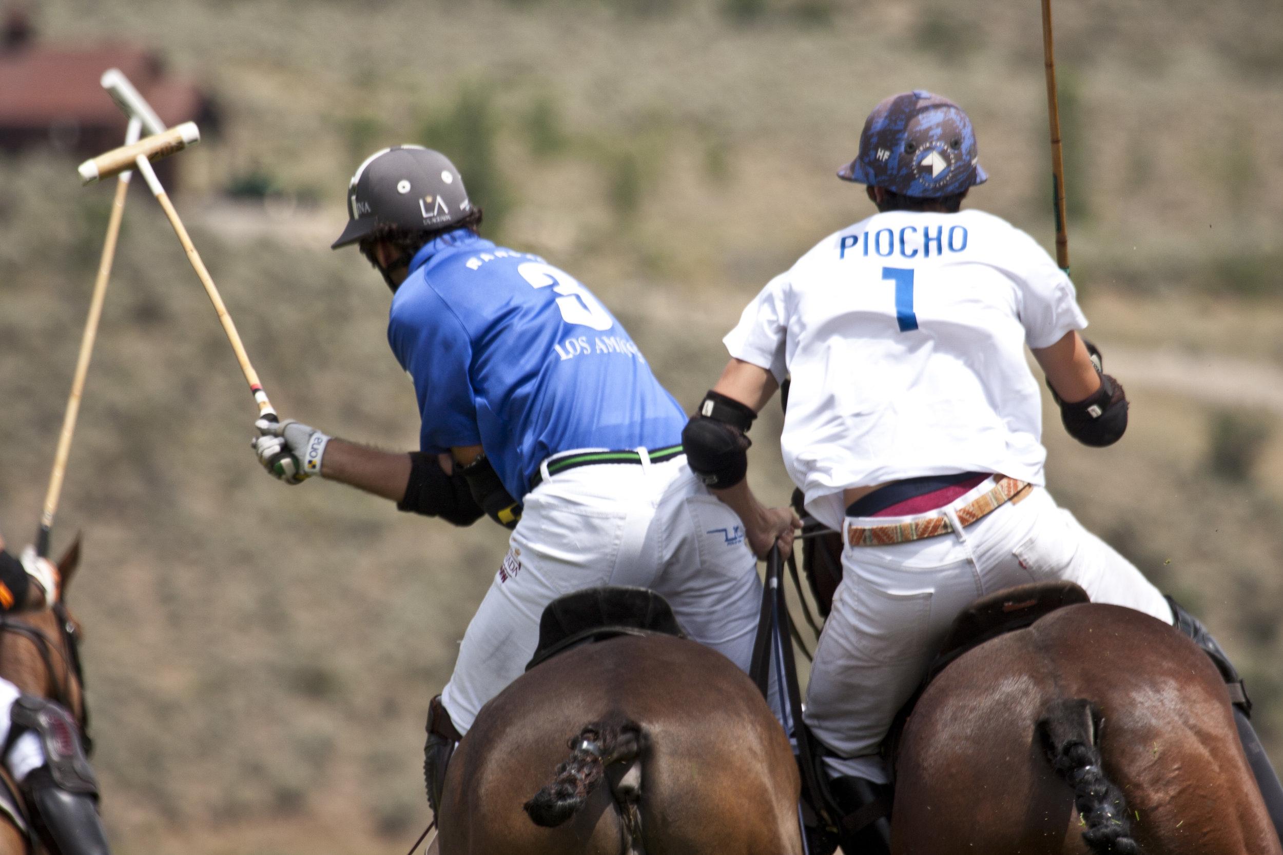 Hilario Figueras of Piocho Ranch attempts to ride .JPG