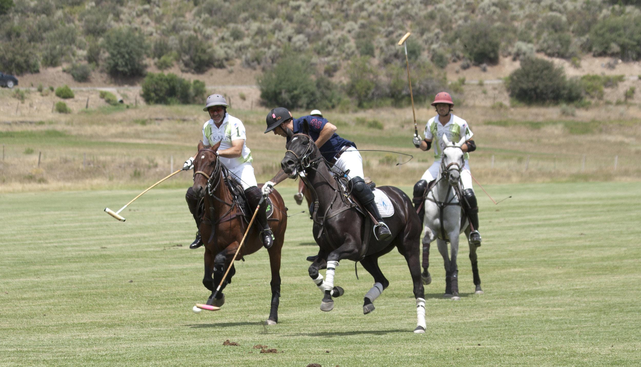 Pablo Dorignac of American Polo Horse hits downfield.JPG