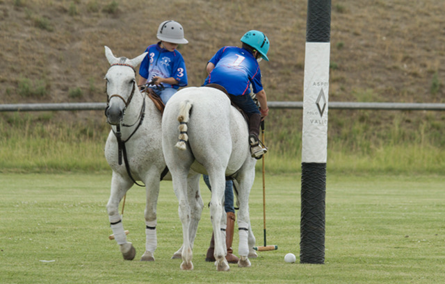 And it's a goal for The Polo School Blue's Emmett.JPG