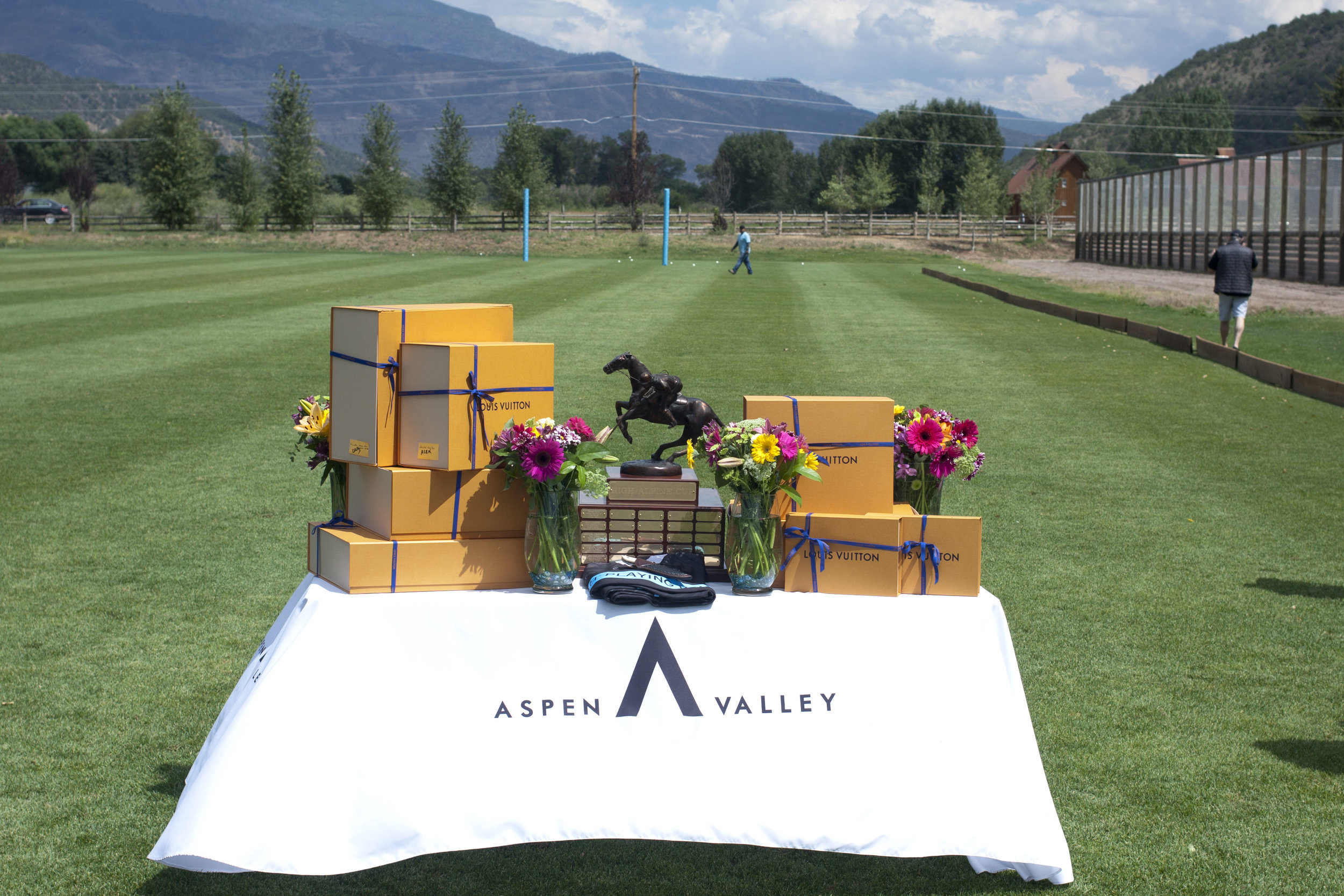 Awards table for the High Alpine Cup. .JPG