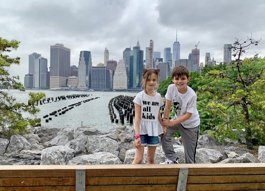 Field Day! Spending one of the last days of school at Brooklyn Bridge Park is one of my favorite things.