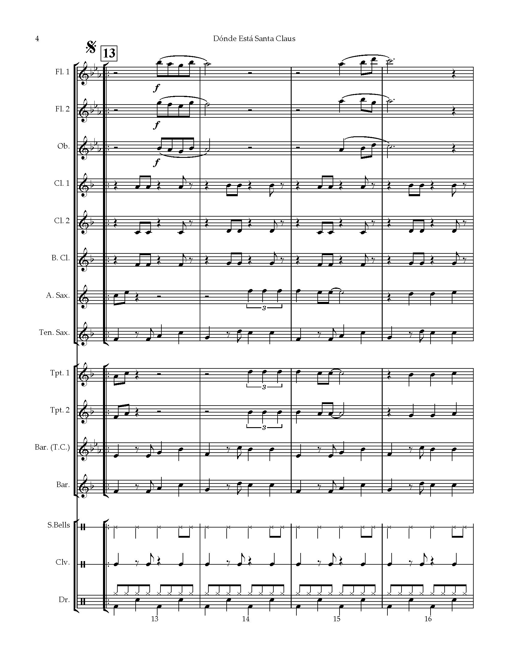 CUSTOM ARRANGEMENT | beginner concert band