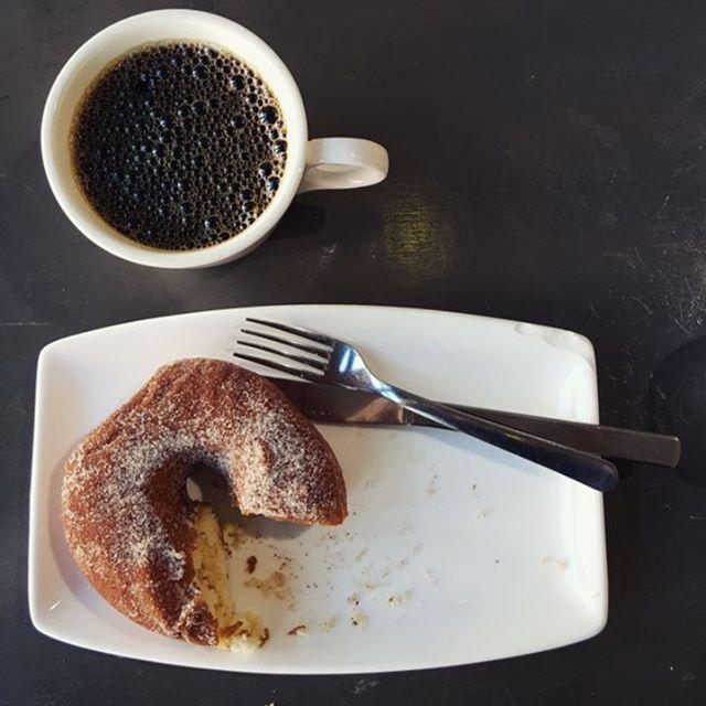 Pre-score prep fuel. #musicpreparation #doughdoughnuts #pictureperfect