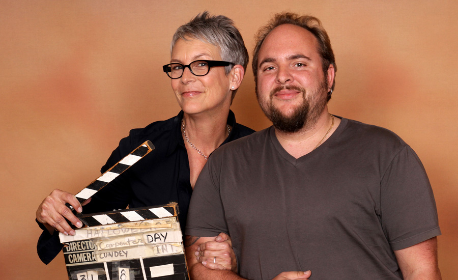 Tony Urban & Jamie Lee Curtis