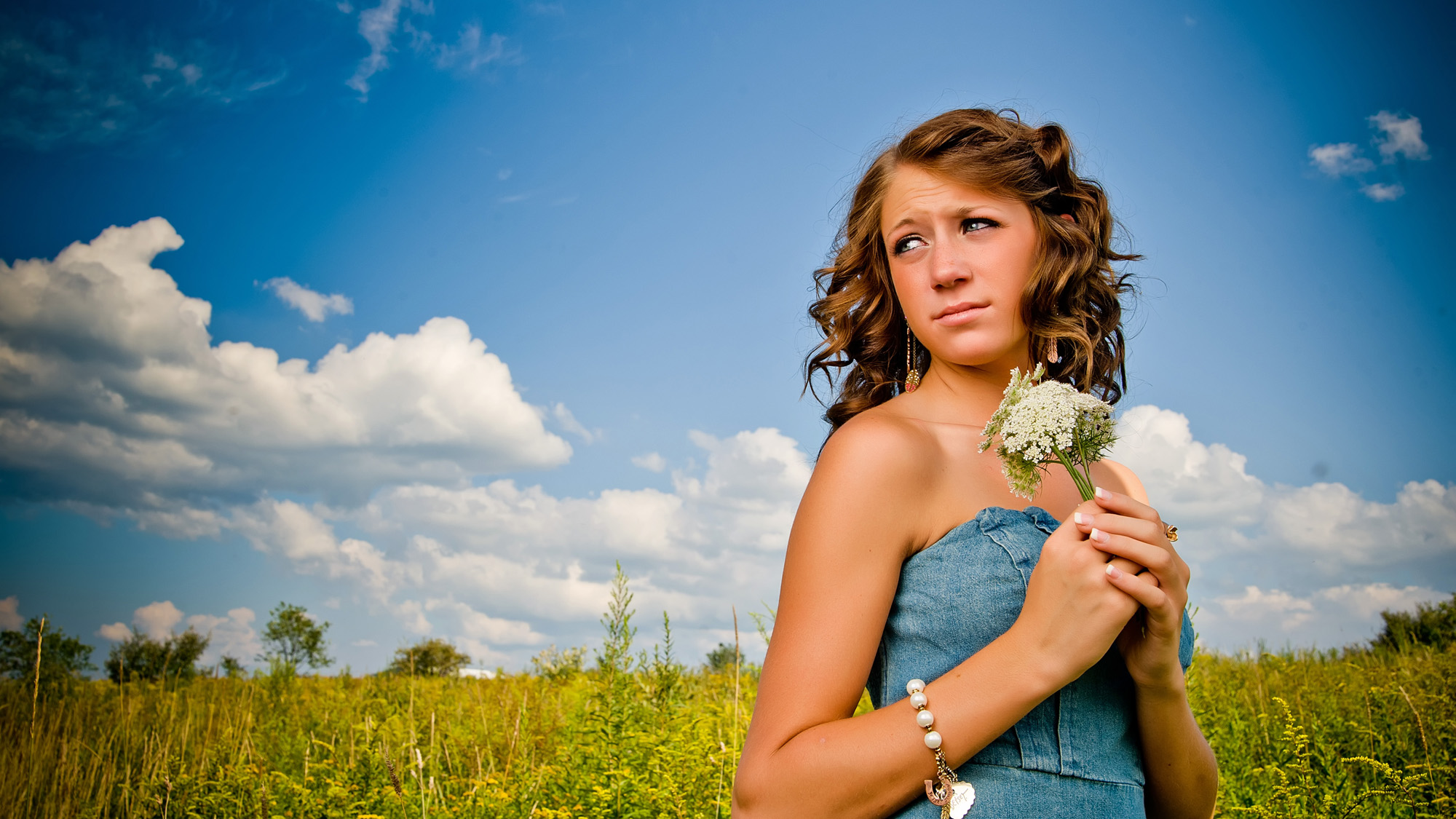 Laurel Highlands Senior Pictures by Tony Urban Photography Somerset PA