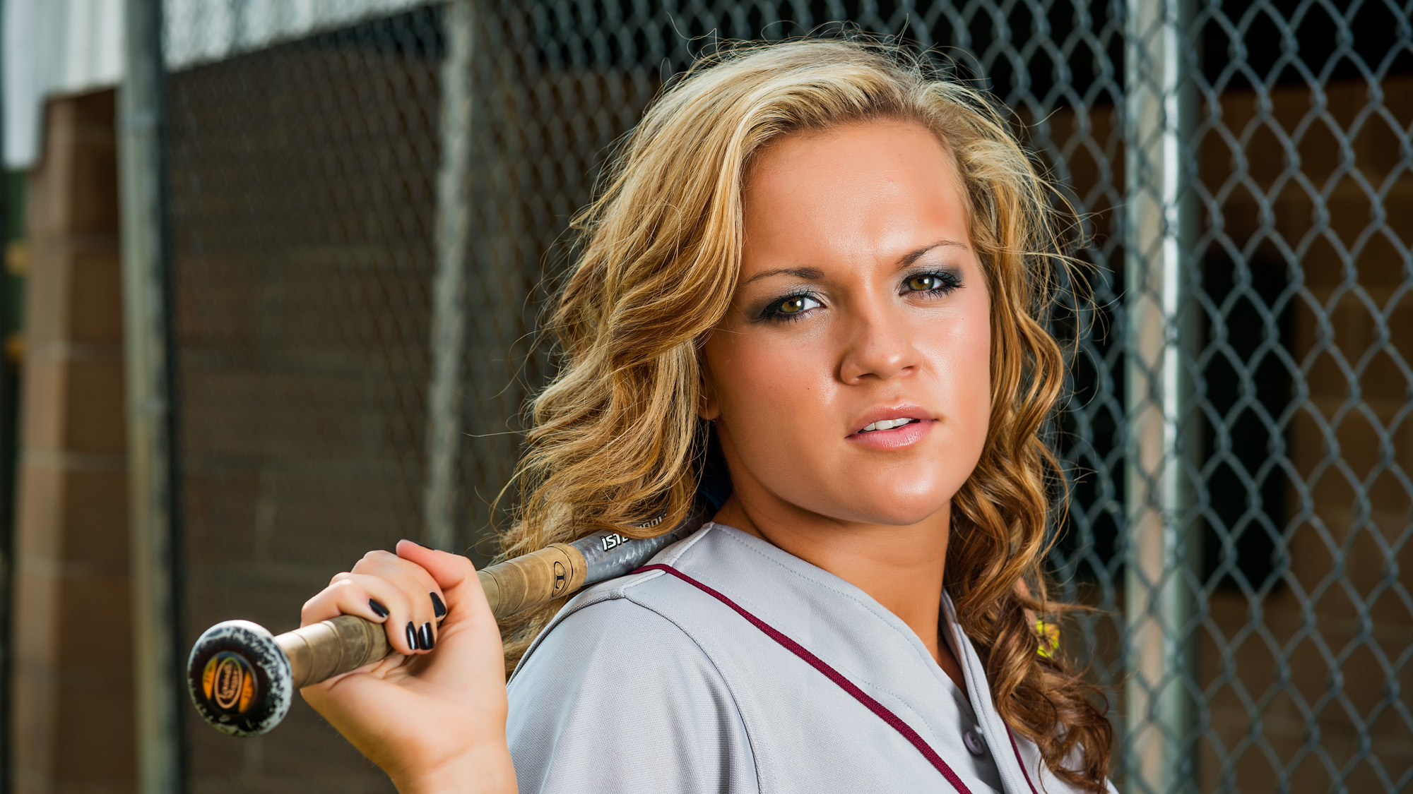 Softball Senior Pictures by Tony Urban Photography Somerset PA