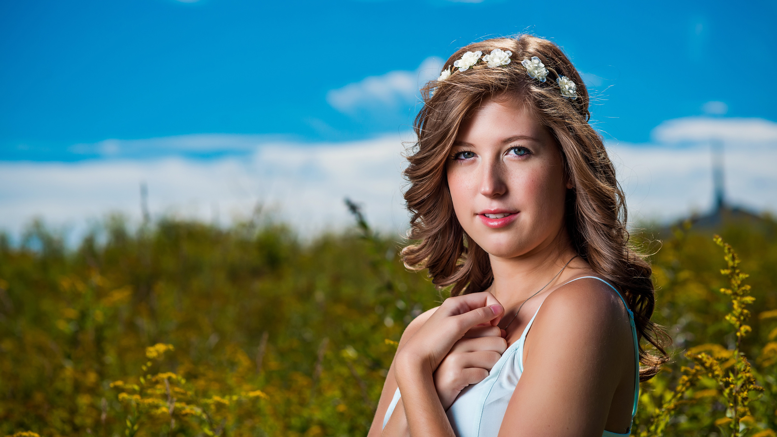 Bishop McCort Senior Pictures by Tony Urban Photography Somerset PA
