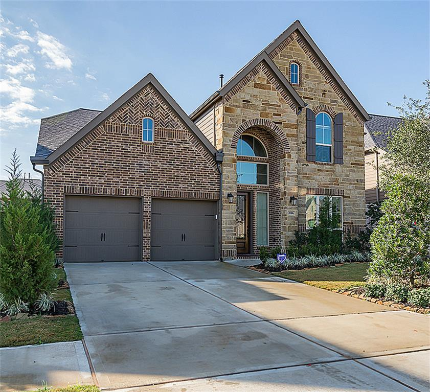 MUST SEE!! Stunning Home located in the Renowned and Very Sought After Cross Creek Community. Owner recently replaced all carpeted areas with wood flooring, and Upgraded Hardware in Kitchen and Bathrooms!  This home has 5 bedrooms and 3.5 baths with multiple added features. $20,000+ worth in upgrades, appliances, irrigation, drainage and others. Home is on a finished street with no more construction. All energy star stainless steel appliances! Rainbird 6 zone sprinkler system! Washer and Dryer included!  Only minutes to highly rated KISD schools! Home subject to the following schools: James E. Randolph Elementary School, Seven Lakes Junior High School, and Tompkins High School.  The Owner is willing to Negotiate Pricing!! Open to All Respectable Offers!!   IF YOU WOULD LIKE MORE INFO & TO SEE THIS PROPERTY - PLEASE GO TO MY CONTACT PAGE TO SET UP AN APPOINTMENT...