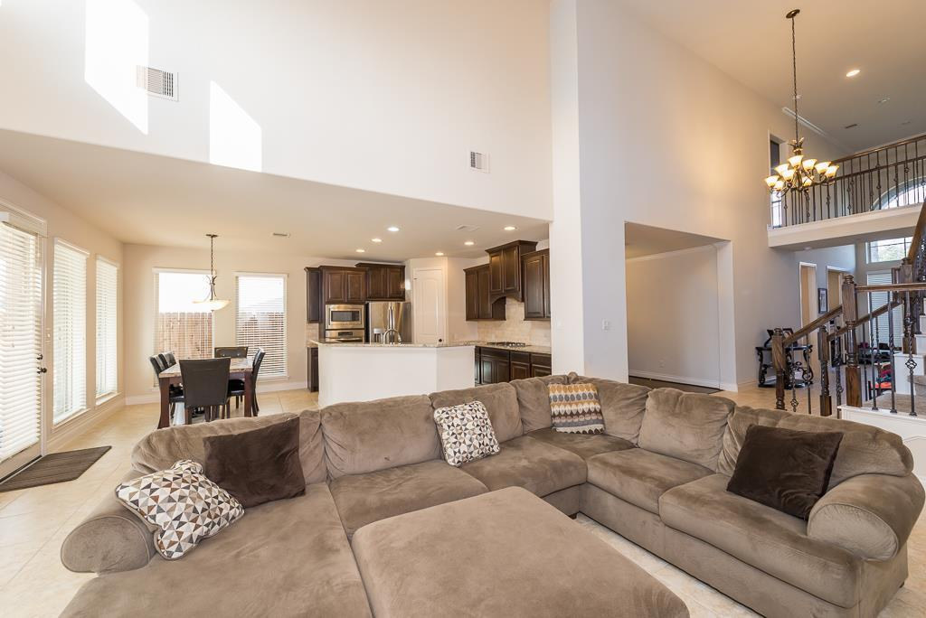 28106 Twin Knolls Lane - Living Room and Kitchen.jpg