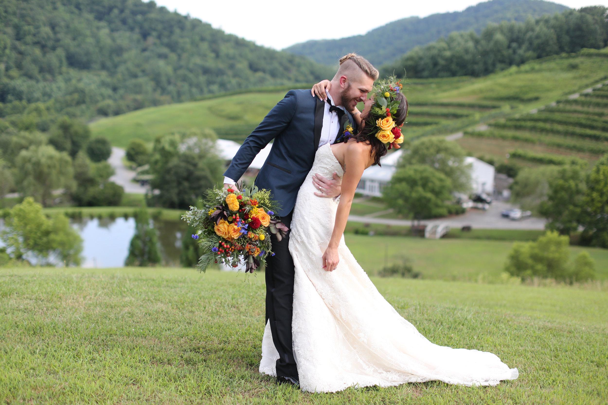 Delfosse Wedding