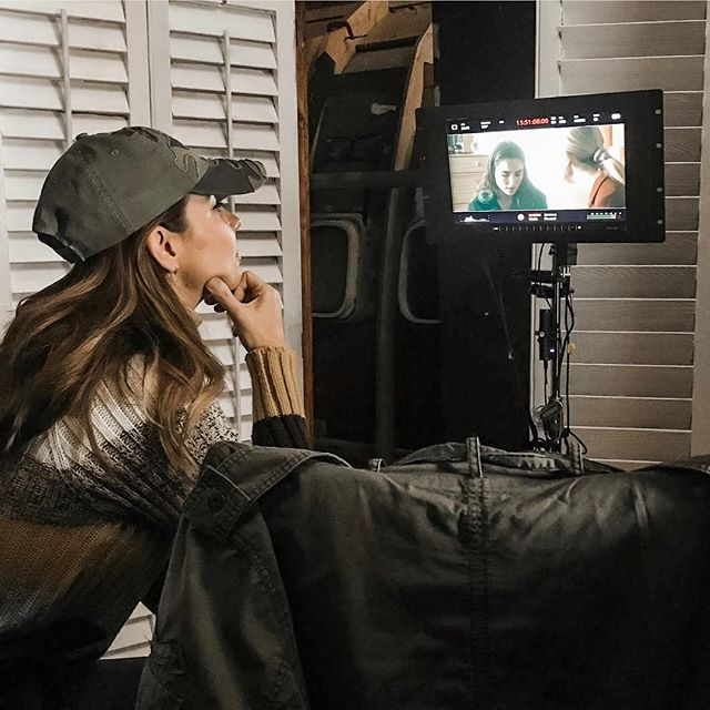 Fun fact about me: as much as love being in front of the camera, I also love being behind the camera directing scenes 🎬 I love seeing a vision and lots of planning come to life on camera by incredible talent! This is my happy place! ♥️🙌🏻🌟 • • • #director #funfact #womeninbiz #flashesofdelight #pursuewhatislovely #darlingmoments #thesweetlifeunscripted #thelifestylecollective #thesincerestoryteller #documentyourdays #shemeansbusiness #thewomeninmyworld #beautifullyflawed
