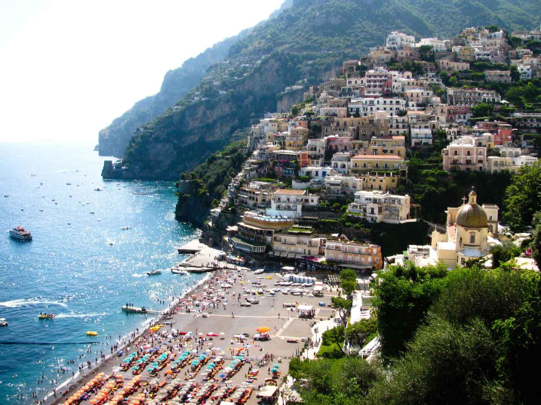 Positano-Amalfi-Italy