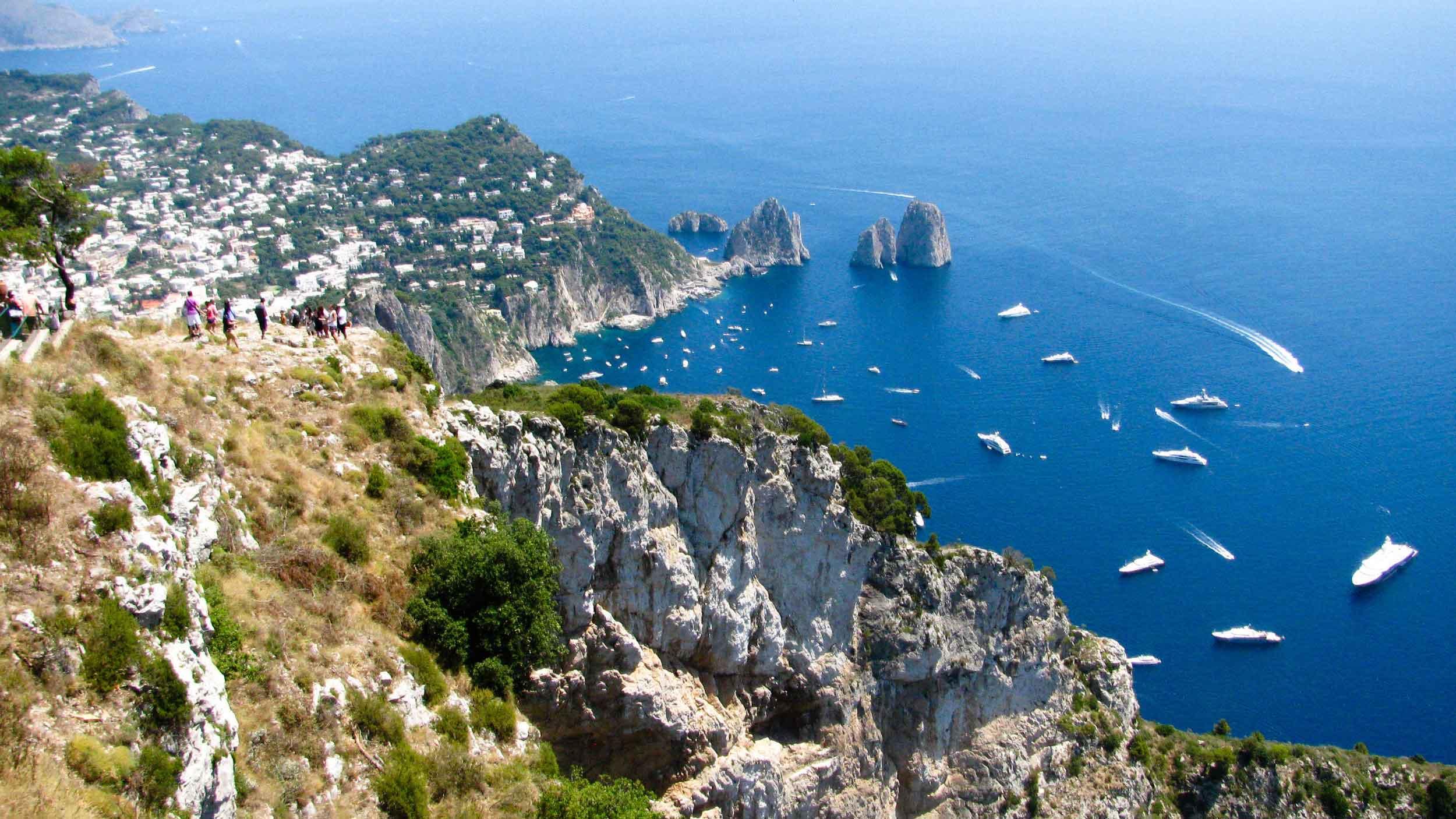 Anacapri-Capri-Italy