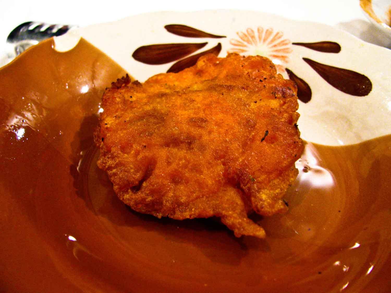 Moroccan-Food-Potato-Cake