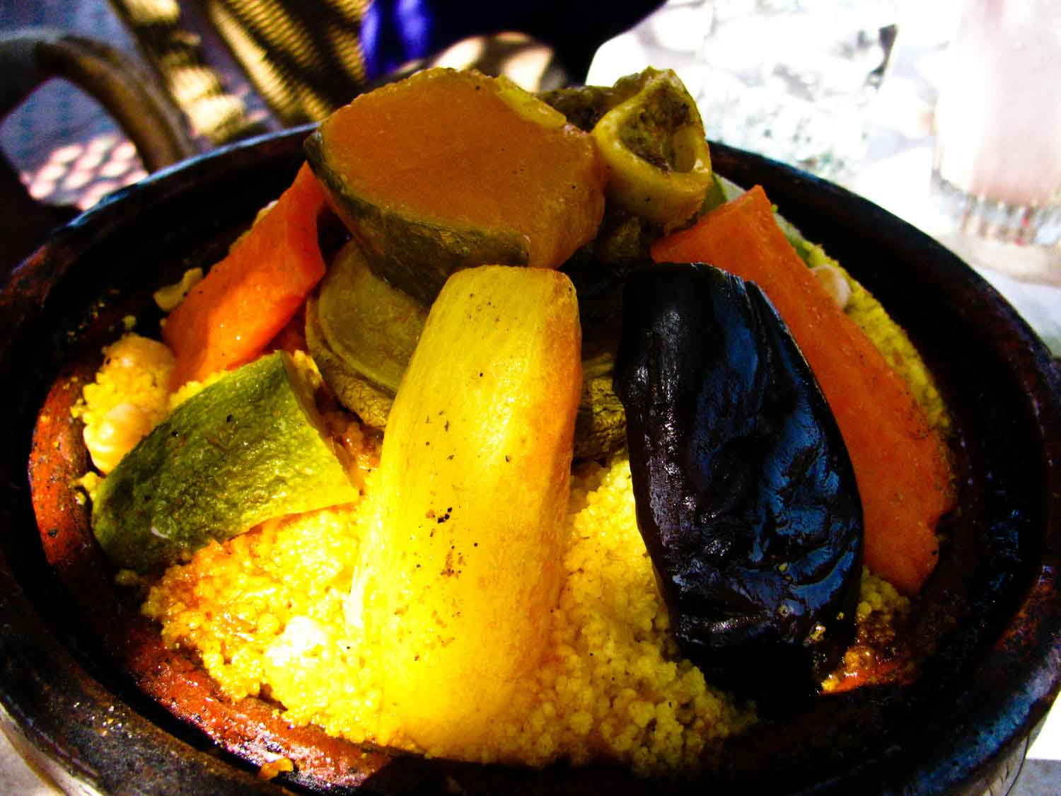 Moroccan-Food-Couscous