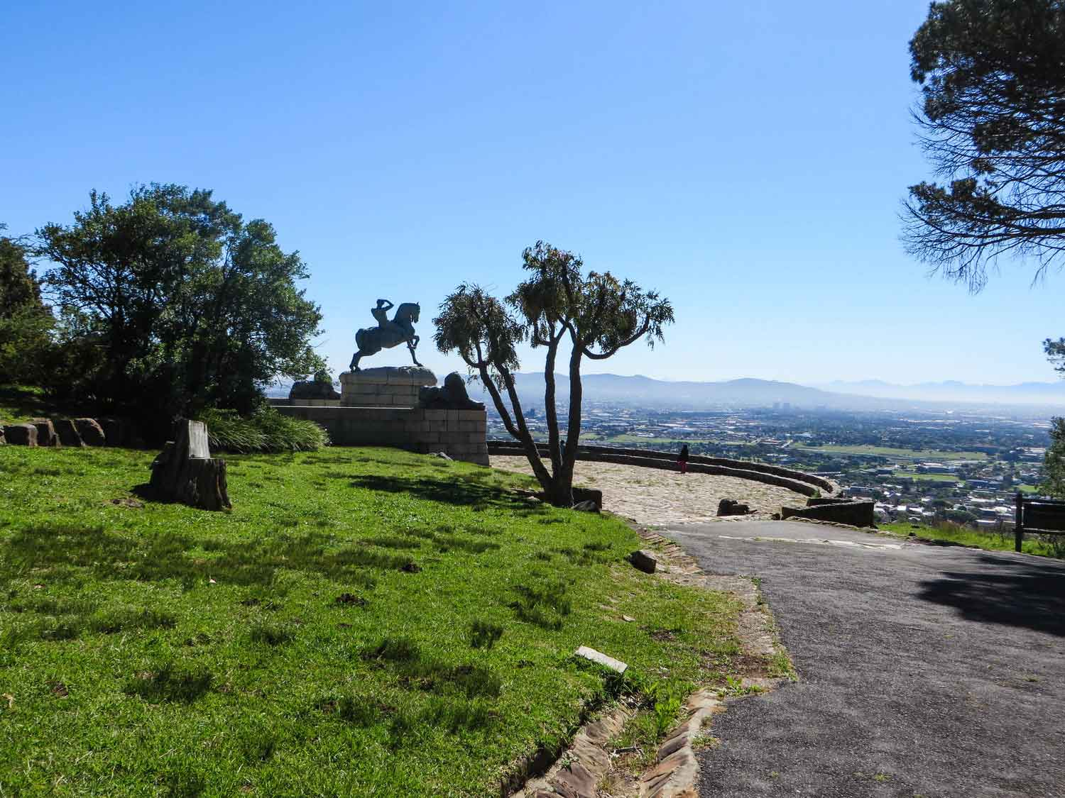 Rhodes Memorial Park South Africa