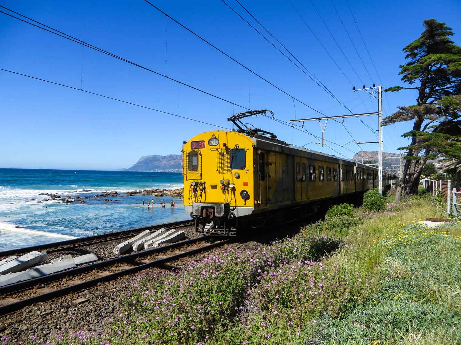 Cape Town Train South Africa