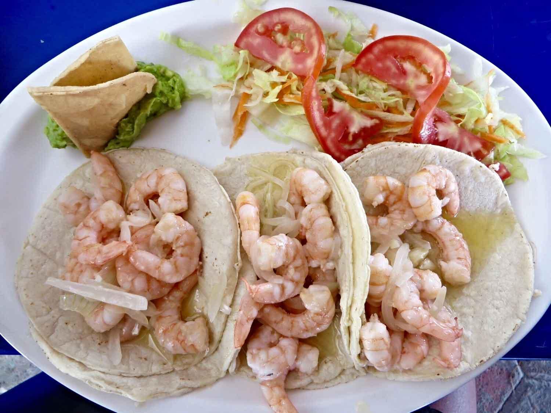 Shrimp-Tacos-Tulum-Mexico