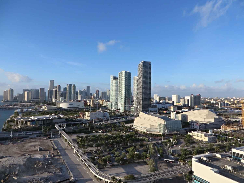 Downtown-Miami-Florida