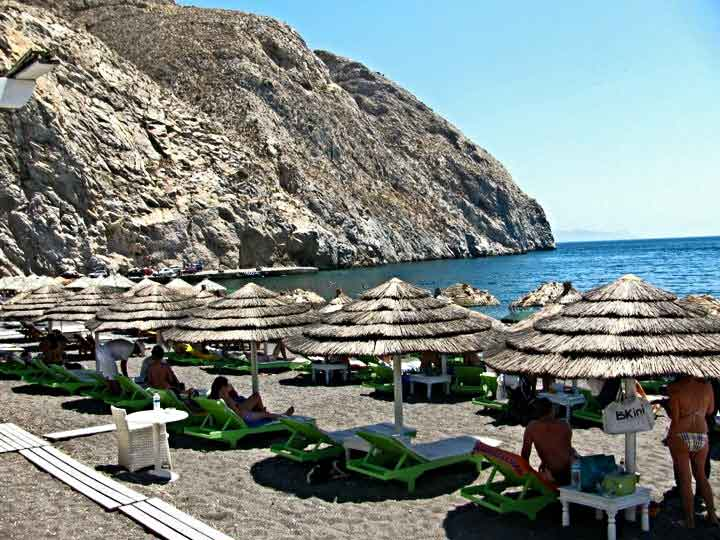 Perissa-Beach-Santorini-Greece
