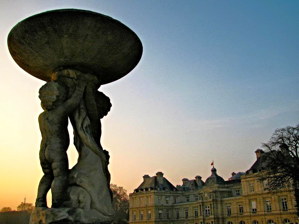 Jardin-Luxembourg-Paris-France