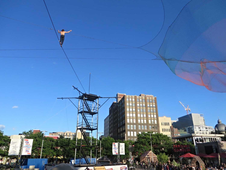 Montreal-Circus-Festival