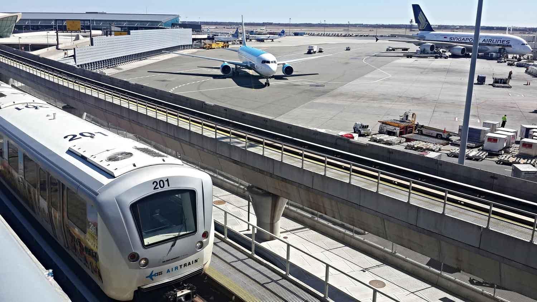 JFK-Airport-Airtrain