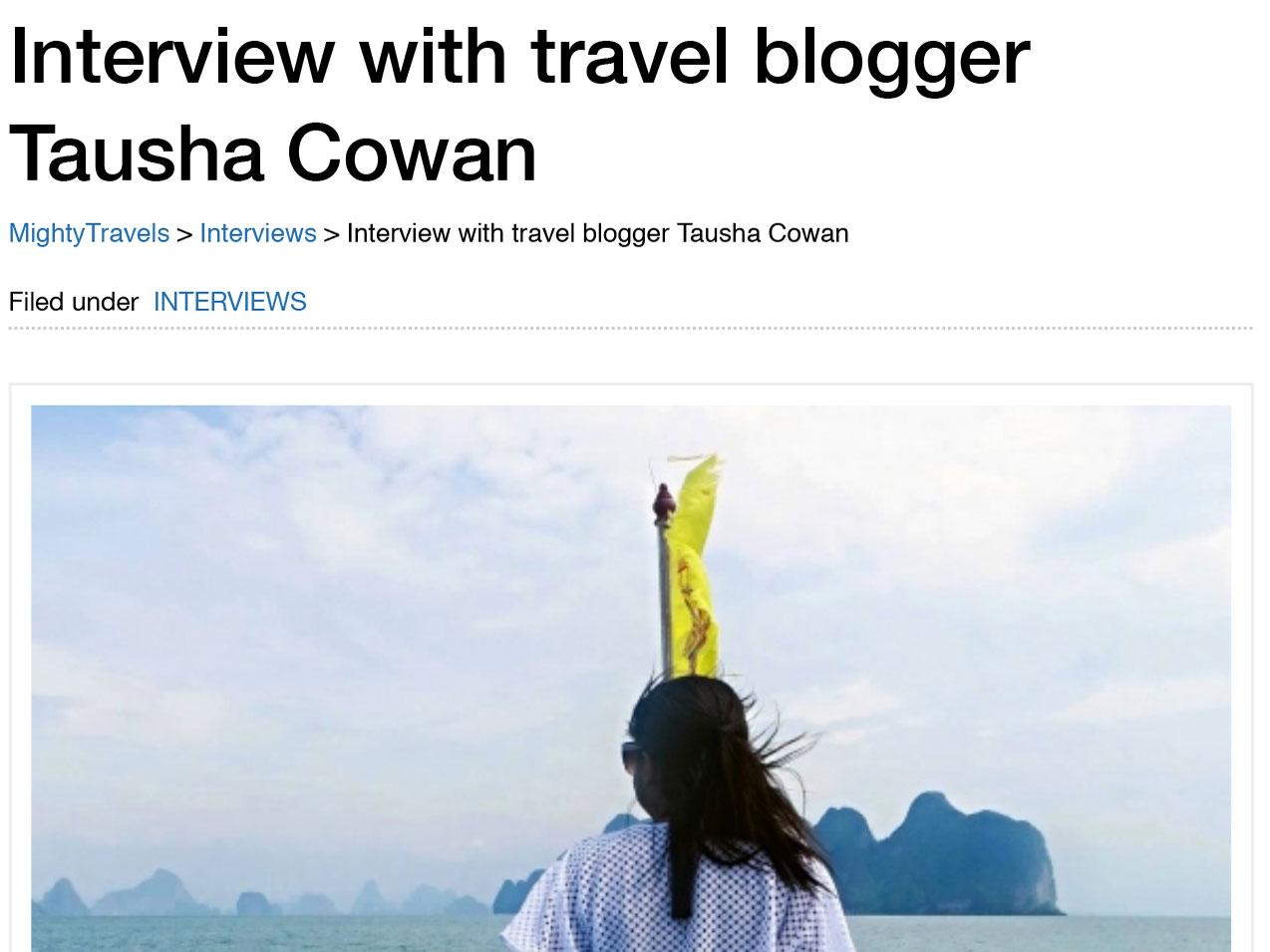 Tausha-Cowan-Interview-Mighty-Travels