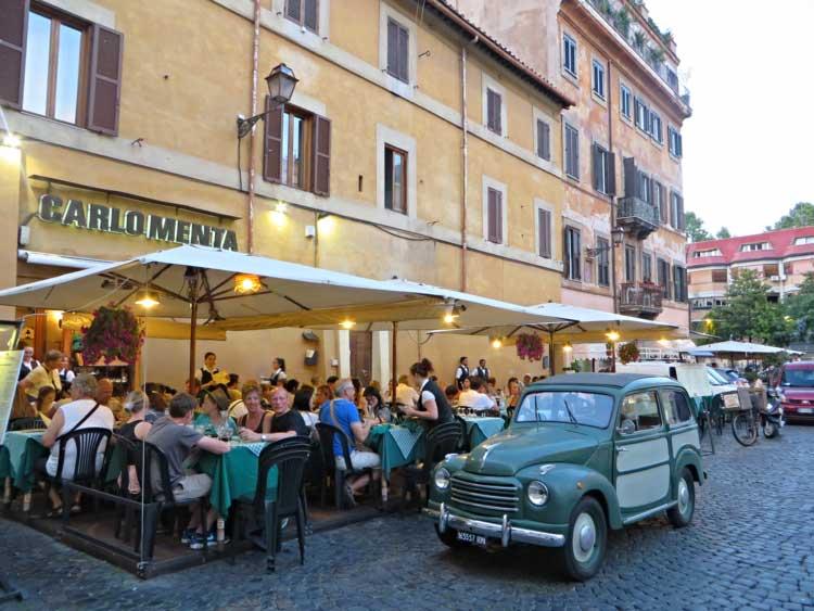 Trastevere-Rome-Italy