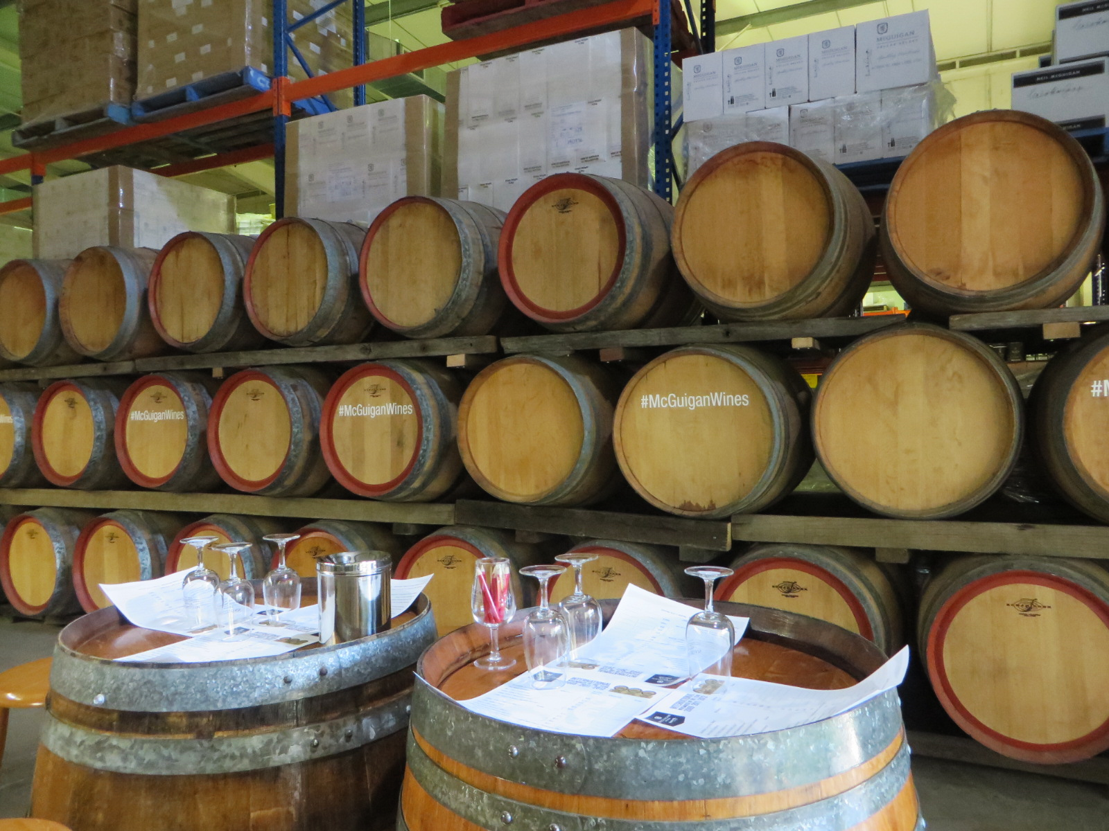 McGuigan Wines Australia