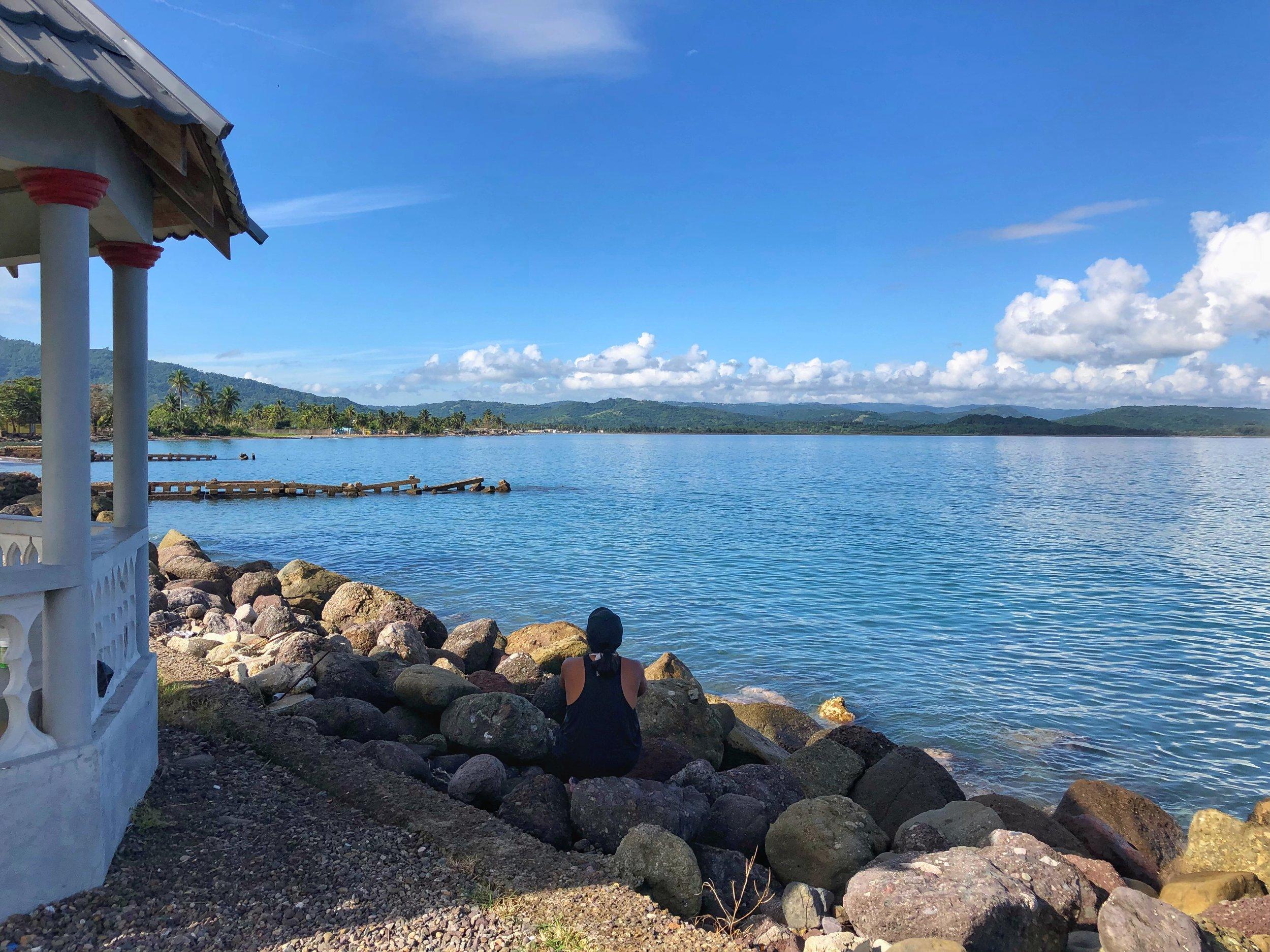 Annette Bay, Jamaica