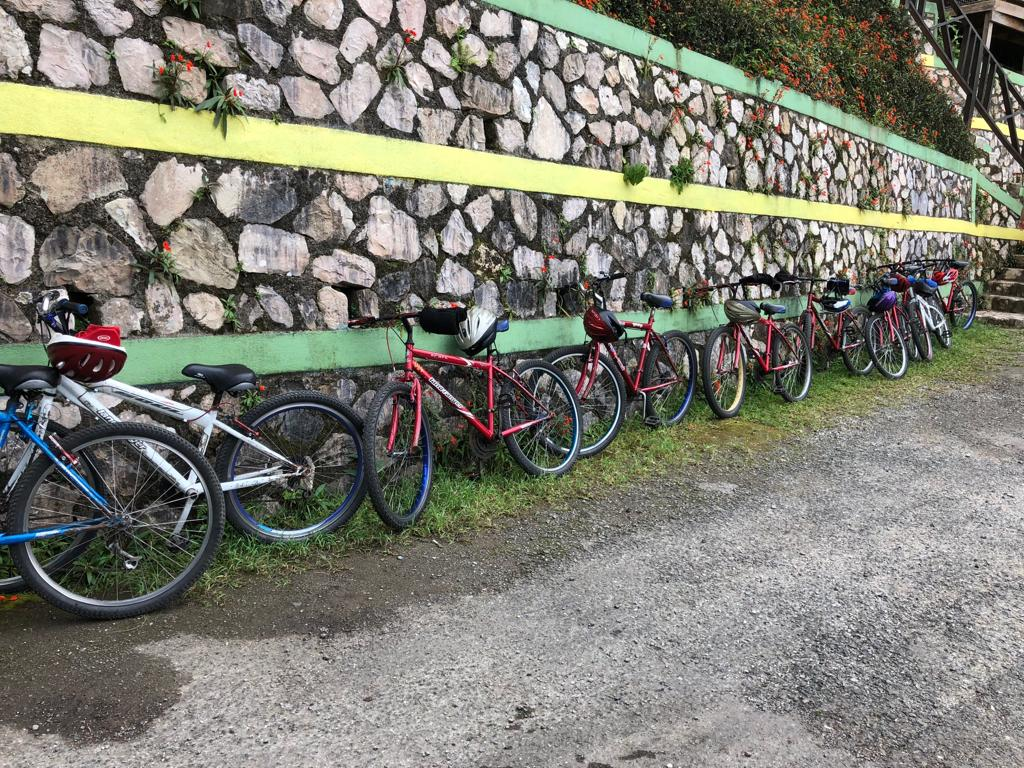Blue Mountain Bicycle Tour