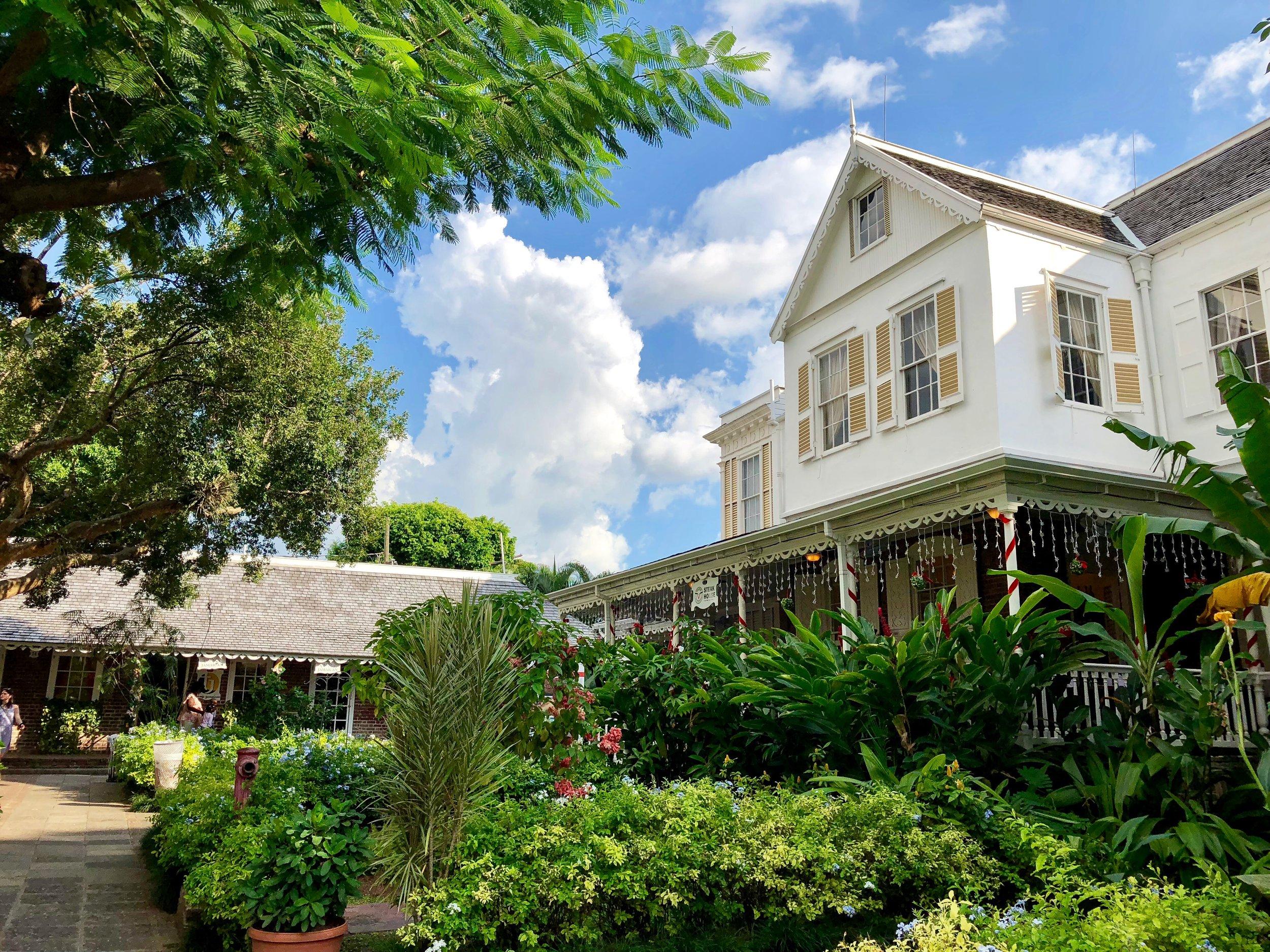 Devon House Jamaica