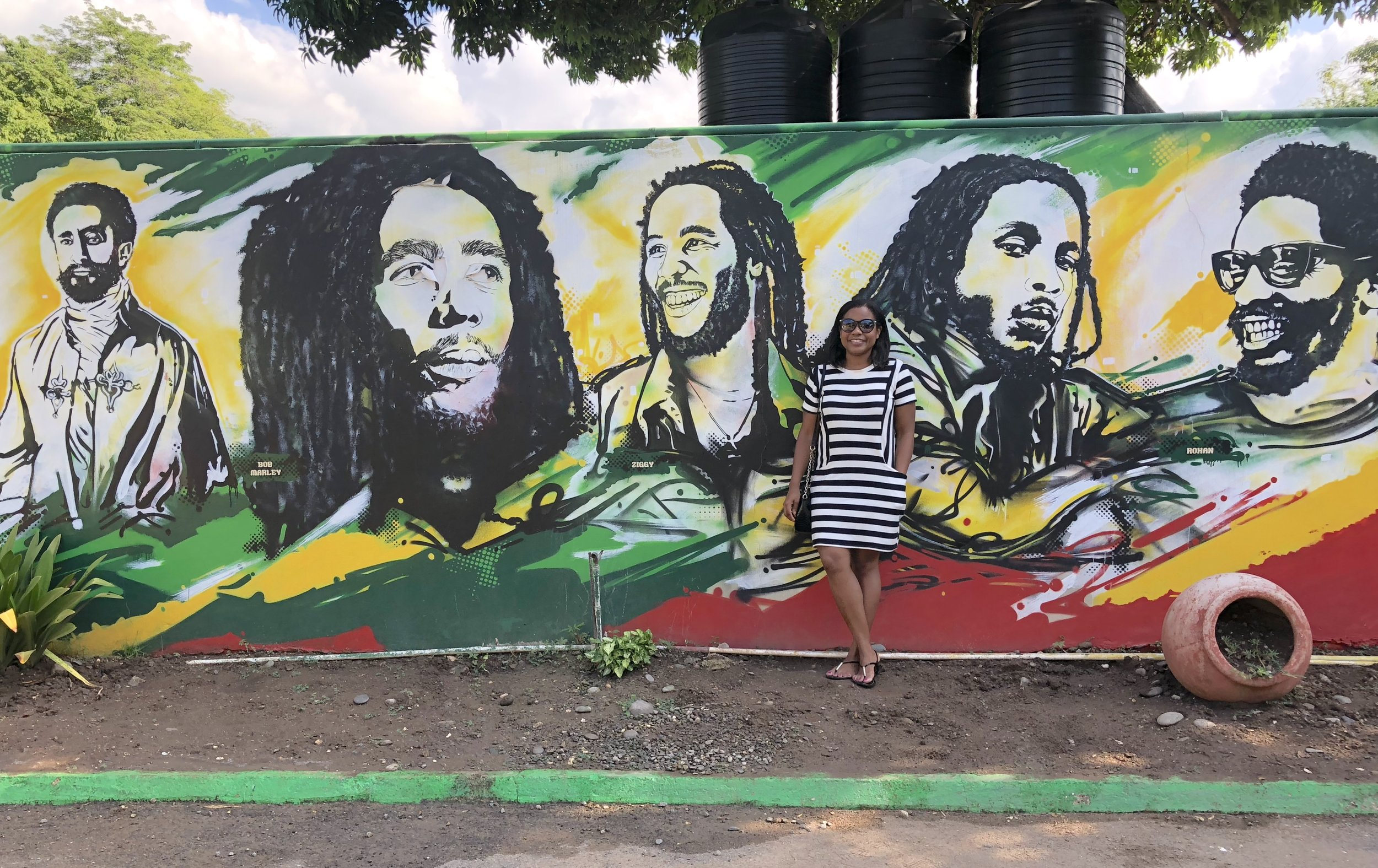Bob Marley Museum Kingston Jamaica