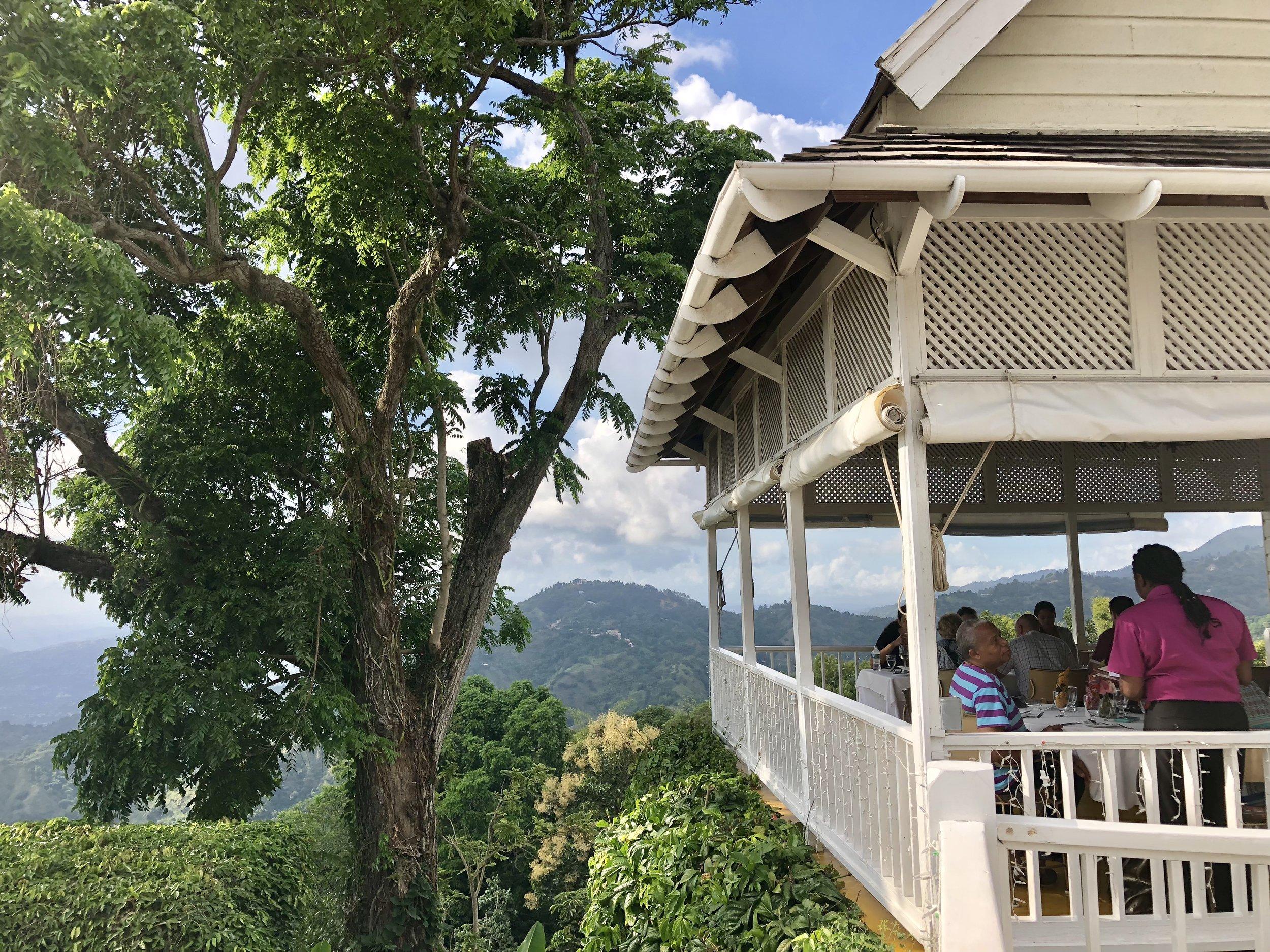Strawberry Hill Hotel Jamaica