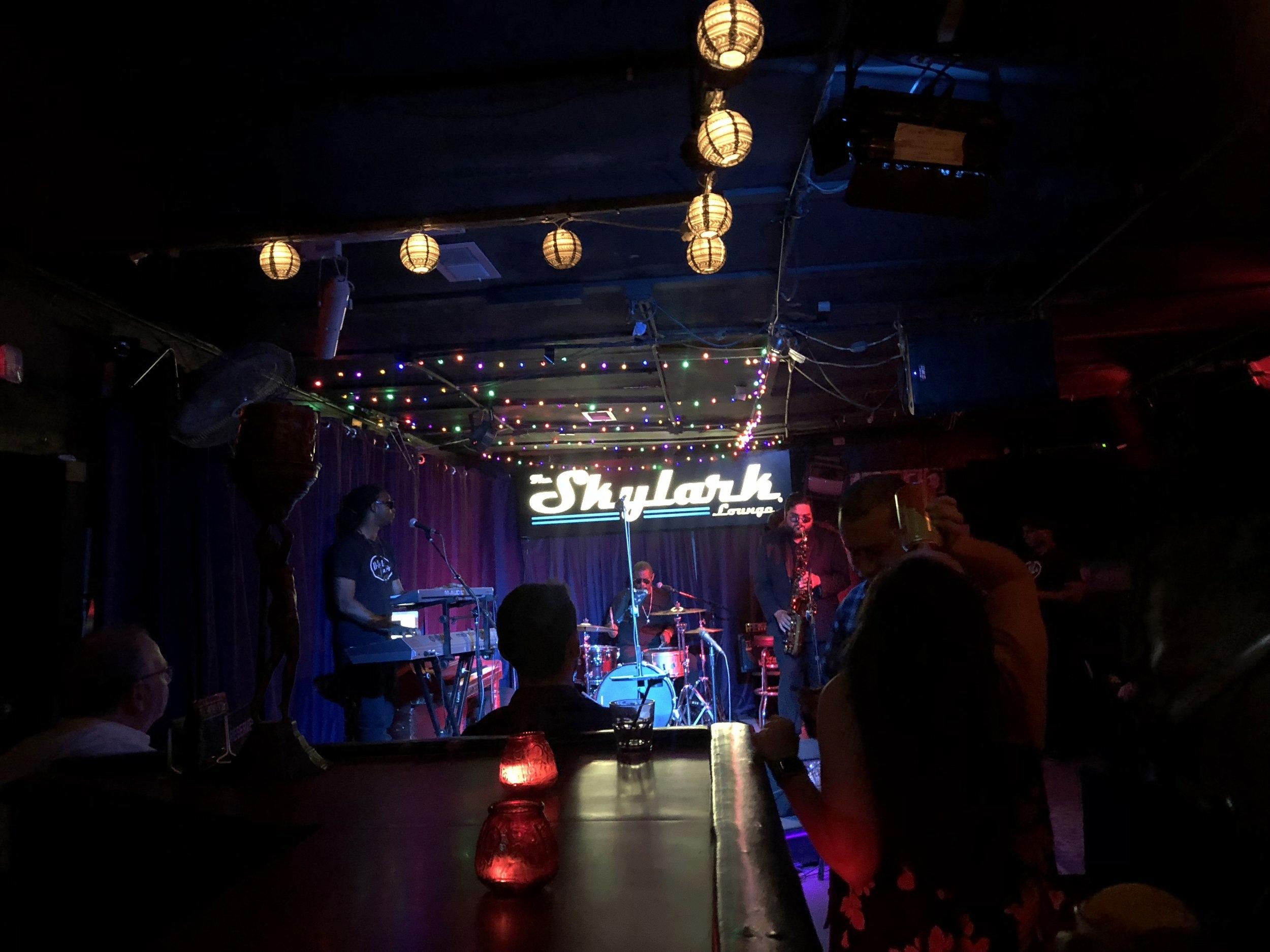 Skylark Lounge Austin