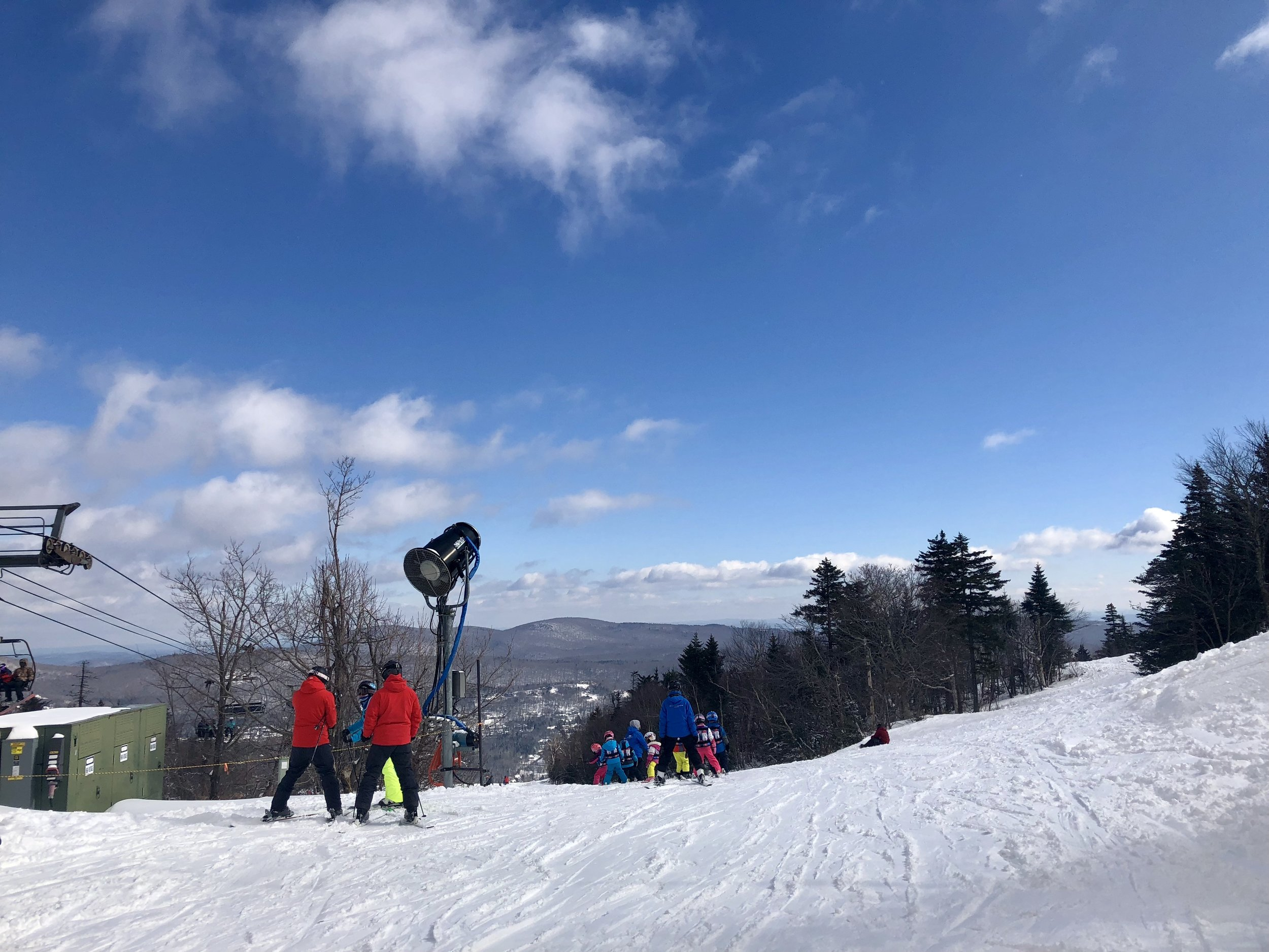 Mount Snow, Vermont