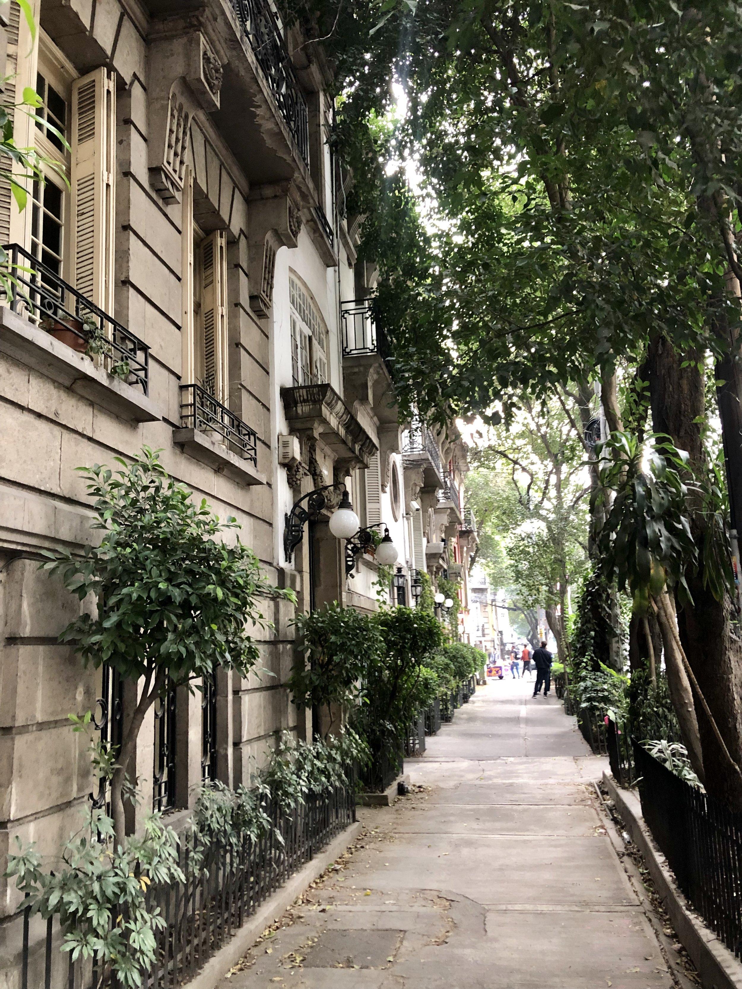 Roma Norte, Mexico City