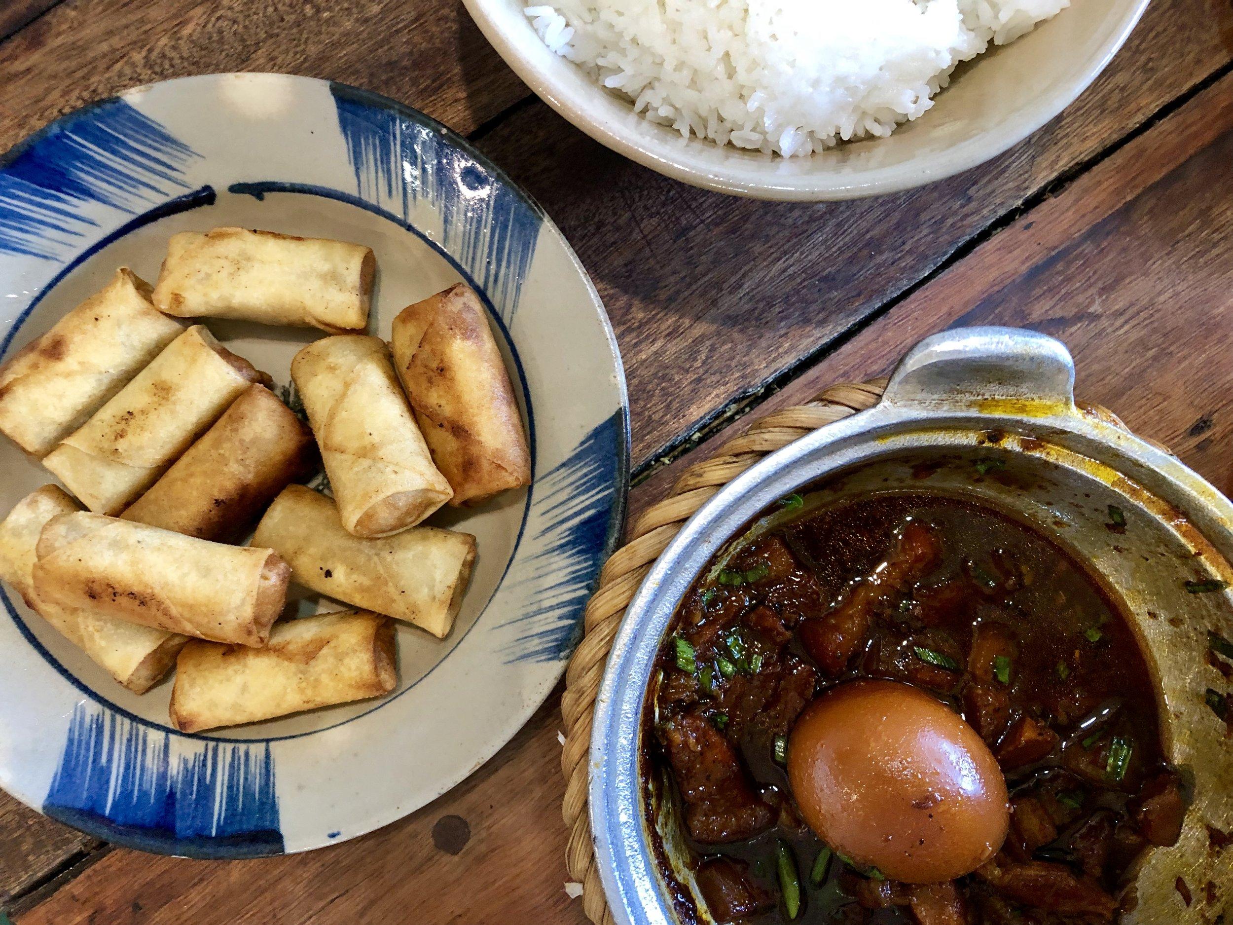 Bep Hen Da Nang Vietnam