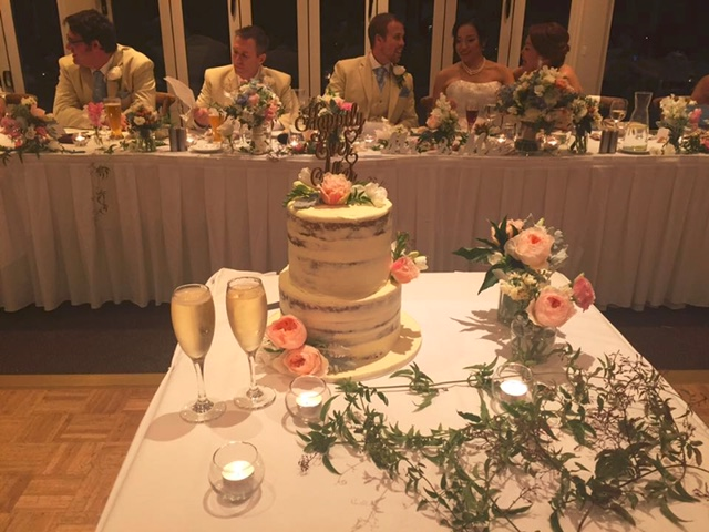 Long Reef Golf Club - August 2016  Hi Debbie & Briohney, Thank you so much for our beautiful flowers, they looked amazing!! it really made our day so special.  Andrew + Kiyoe