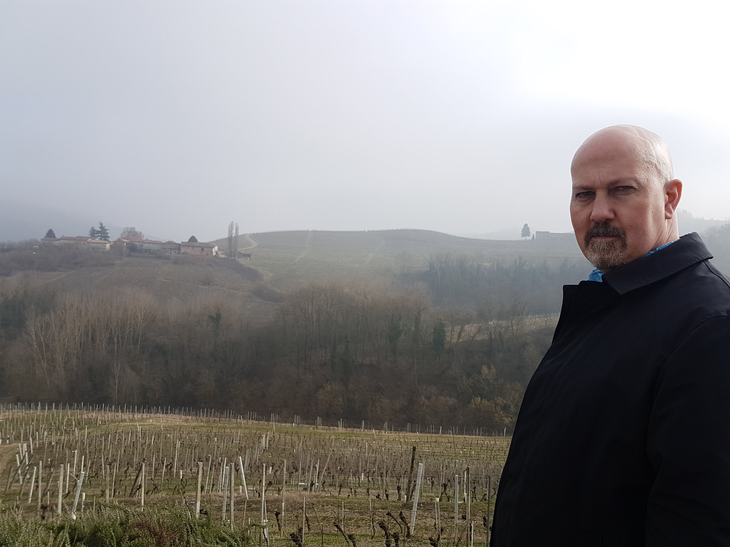 Henry Butler and the Vineyards of La Morandina