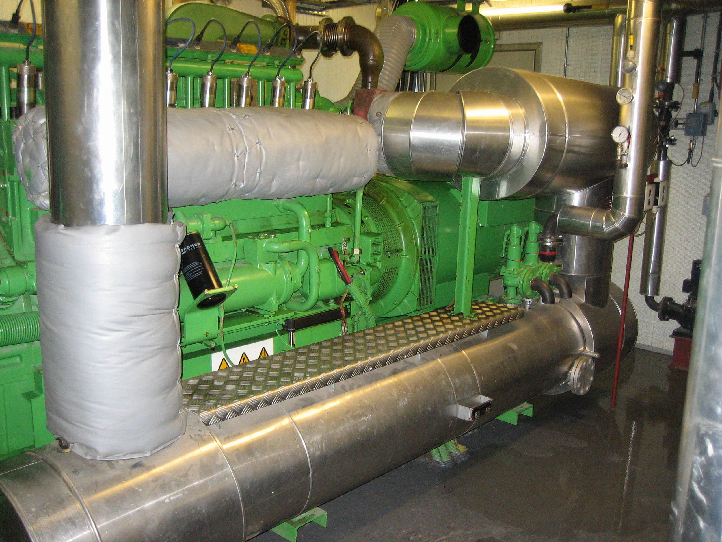 Gas-fired CHP engine.JPG