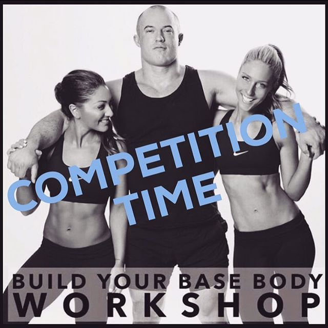 COMPETITION TIME🏆🏆🏆 We are giving away 2 spots to each of our Workshops in SYDNEY, MELBOURNE AND GOLD COAST. Enter if you want to learn the techniques we use to get strong and in shape👊🏻 All the details on our workshops are on our website (link in bio)🔝 To enter:  1. Repost this video or an image from our page that inspires you. 2. Tag @basebodybabes and @australianstrengthcoach  3. Hashtag #bbbworkshopcomp 4. Tell us why you and your workout buddy want to come to our workshop👯💪🏻 Competition ends tonight at AEST 7pm⏳  Can't wait to see you babes 🙌🏻 #basebodybabeslove #education #learntolift #basebodybabes #personaltrainers #bbbworkshops