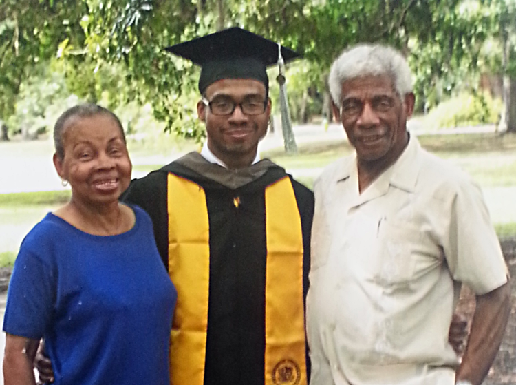 Proud Fleming Family