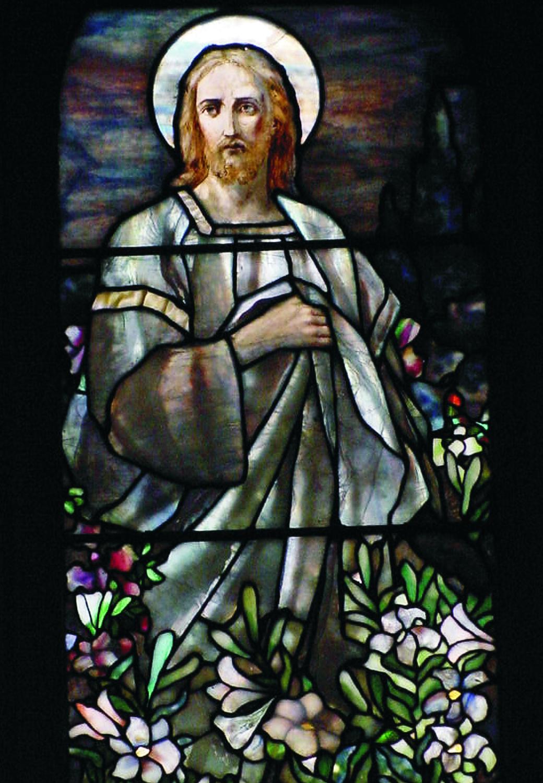 The Risen Messiah: Jesus, the Christ.