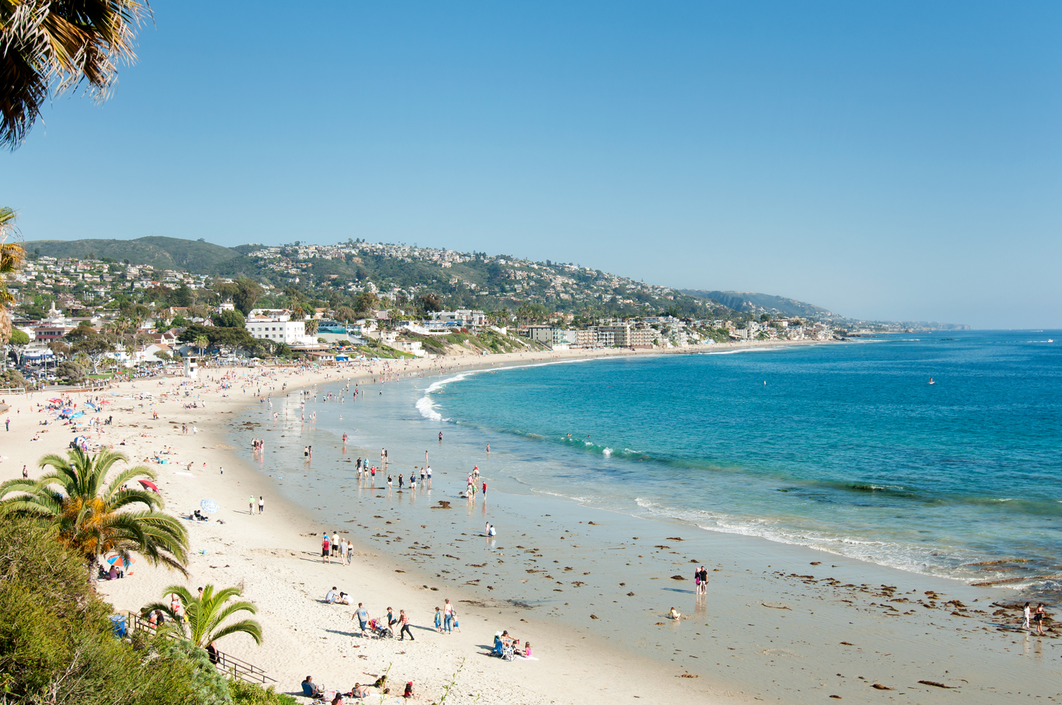 Laguna Beach Stock Photo LB0004