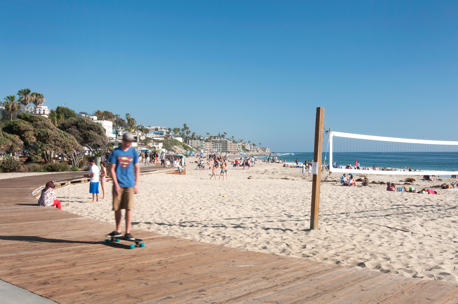 Laguna Beach Stock Photo LB0007