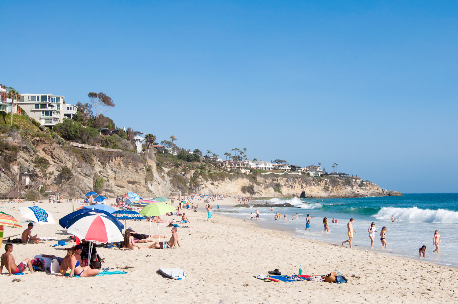 Laguna Beach Stock Photo LB0014